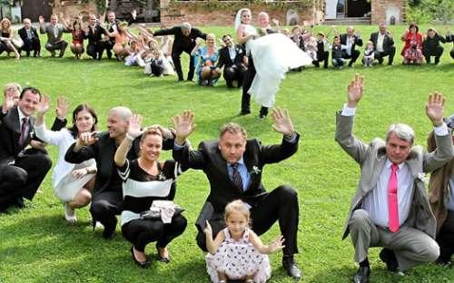Penzion Pod Sklepy - svatba