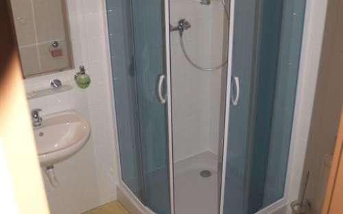 Penzion Pod Sklepy - sprchy
