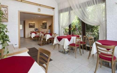 Restaurace v penzionu A.V. Praha