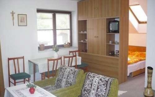 Chambre double n ° GI - appartement avec lit d'appoint 2, cuisine