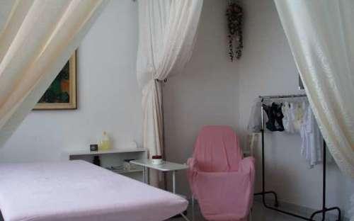 Massage dans la maison d'hôtes, massage relaxant