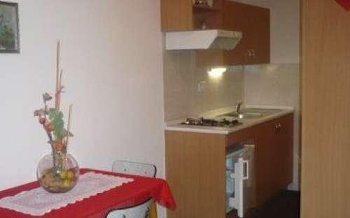kuchyňský kout pokoj č. 1