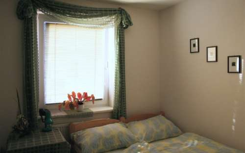 Chambre double n ° 2 - type d'hôtel