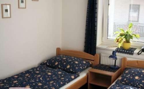 Chambre double n ° 3 - type d'hôtel