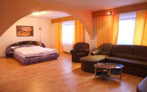 Vybavený apartmán
