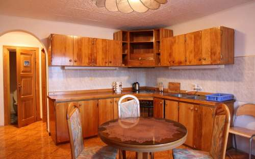 apartment - kitchen