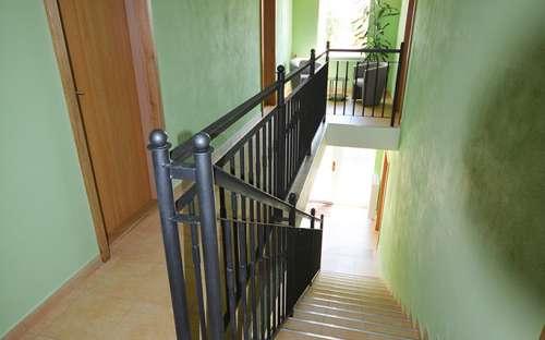 Corridoio 1. piano nella pensione