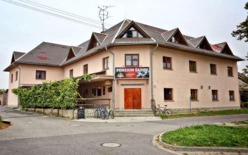 Penzion Šatovské Lípy, vinný sklep jižní Morava