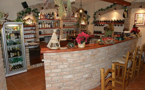 ファームSelskýdvůr - レストラン
