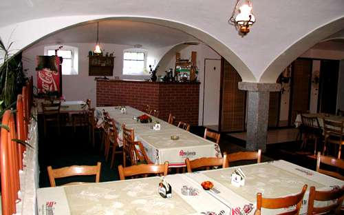 Pensjonat Selsky Dvur - restauracja