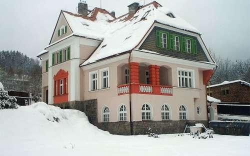 Nejkrásnější vila v Jizerských horách