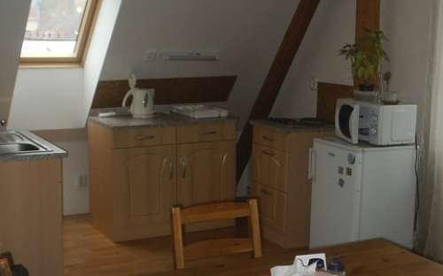 Kuchyně v Radmile