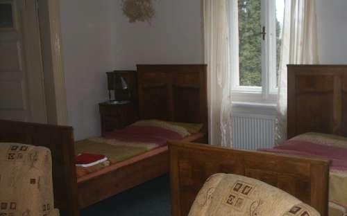 Ložnice v Liběně