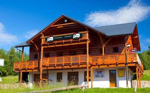 Penzion s lyžařskou školou Rokytnice nad Jizerou