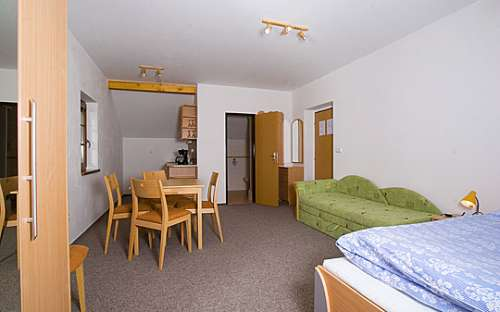 Ubytování v apartmánech