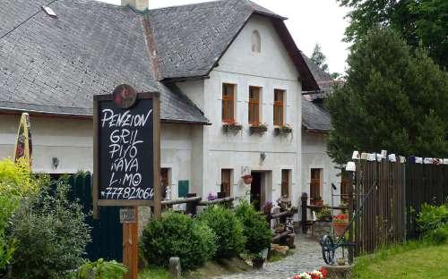 Penzion Sucháč, ubytování Osečná, Podještědí, Liberecký kraj