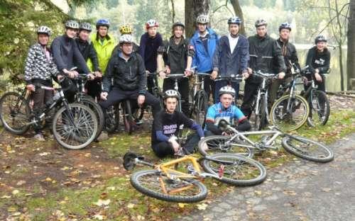 Víkendový pobyt cyklisti