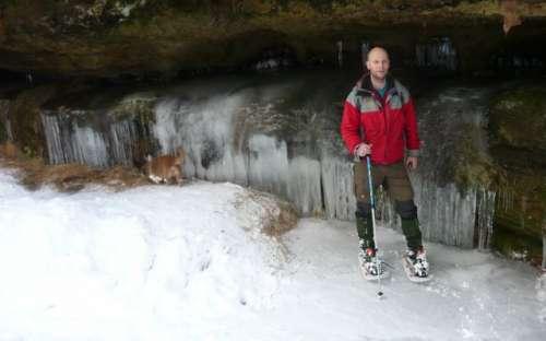 Krásná zima na Tokáni a v okolí