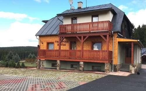 Pension Trampská Bouda, Plešivec, Erzgebirge, Karlsbad
