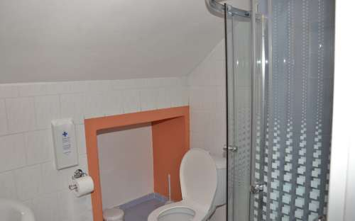 Room / Apartment No. 3 for 2 people - shower and toilet