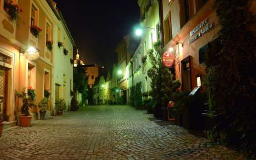 Accommodation in the center of the historic city of Olomouc