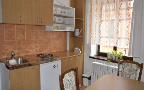 Room / Apartment No. 2 for 2 people - kitchen