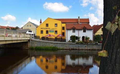 Penzion u řeky Blanice, Prachatice - jižní Čechy