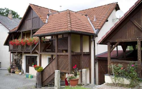 Penzion a restaurace U Candrů, Šumava - jižní Čechy