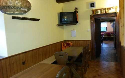 Bar s restaurací U Cvrčků