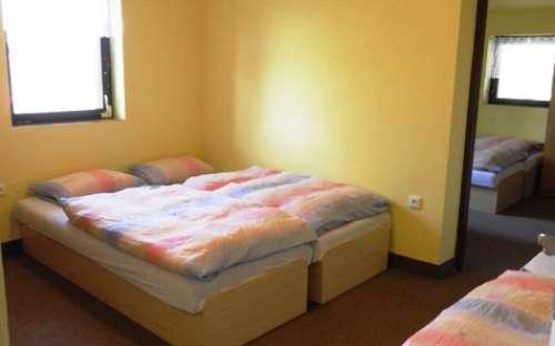 Apartmán pro 8 osob - ložnice