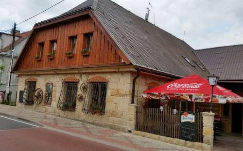 Penzion U Duba a Restaurace Sklípek, Máchovo jezero, Liberecký kraj