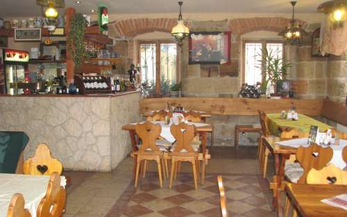 Restaurace Sklípek, Dalibora z Myšlína