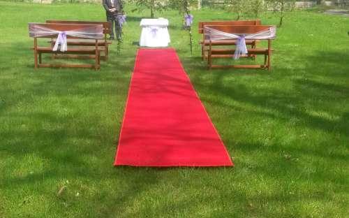 Pension UFarnářeの結婚式