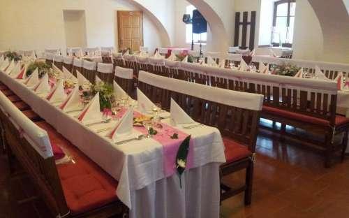 Svatby na Táborsku