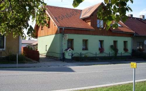 Penzion u Heřmánků na Šumavě, jižní Čechy