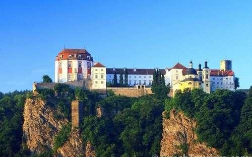 zamek Vranov nad Dyjí