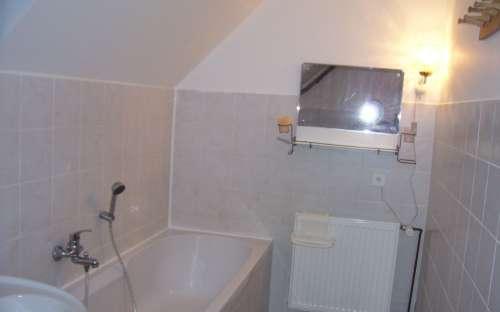 Koupelna apartmánu č. 2