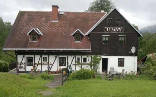 Penzion U Jany, Apartmány Kytlice, Ústecký kraj