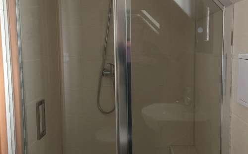 Badezimmer der Wohnung Nr. 3