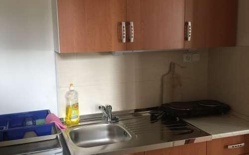 Kuchyň - apartmán č. 3