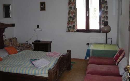 Rodinný apartmán č. 4 - se dvoumi ložnicemi