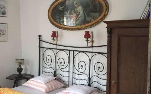 Apartmán č.1 s vlastním vchodem z pavlače