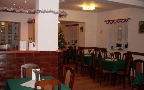 Restaurace u Korytárů