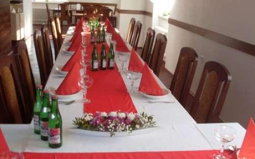 Bryllup i gjestehuset