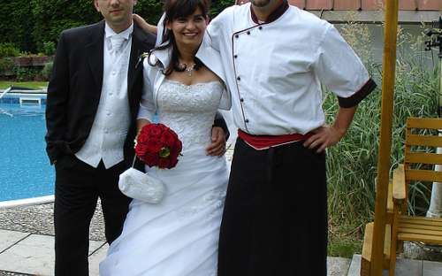 ULípyでの結婚式