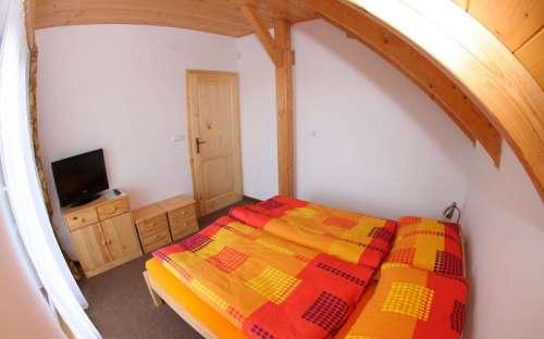 Zimmer Nr. 3 Sechsbett 1. Boden