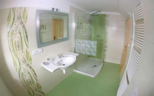Badezimmer Vierbettzimmer