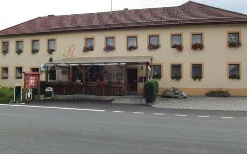 Penzion u Račáků - Lipno, Šumava