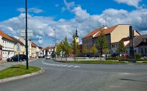 Penzion U Radnice - jižní Čechy, Třeboň