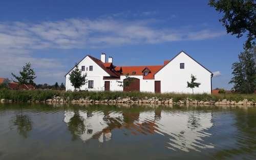 Penzion u sv. Antonína, apartmány jižní Čechy, Třeboň